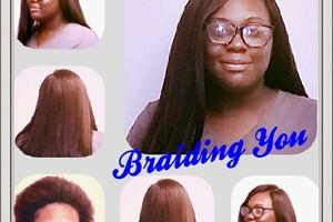 Photo #3: Braiding You