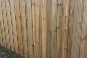 Photo #1: Quality Wood Fence