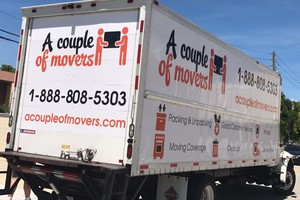 Photo #1: A Couple of Movers
