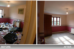 Photo #3: Turner Cleaning and Property Maintenance
