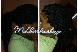 Photo #1: Ms K Hair Braiding