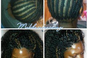 Photo #5: Ms K Hair Braiding