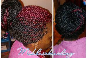 Photo #6: Ms K Hair Braiding