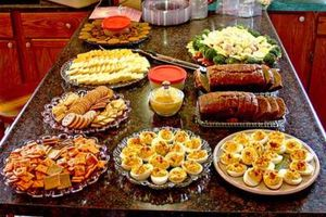 Photo #1: Food Paradise Catering Services