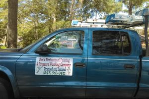 Photo #5: Ben's Professional Painting & Pressure Washing Company