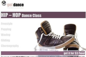 Photo #1: Private HIP-HOP DANCE lessonsoOoOoOoOo