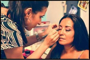 Photo #1: Put your BEST FACE FORWARD on your wedding day! Bridal makeup artist!