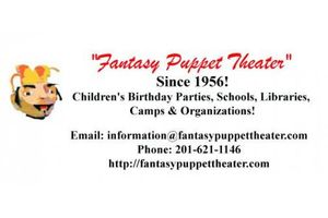 Photo #1: Puppet Shows with a personalized DVD for your next party or event!