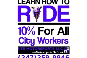 Photo #1: MOTORCYCLE SCHOOL/LESSONS