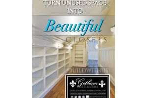 Photo #1: CUSTOM CLOSETS FREE ESTIMATE QUALITY WORK AT BEST PRICES