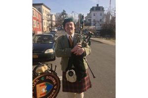 Photo #1: * Bagpiper for Hire * All Events