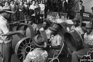 Photo #1: Caribbean Steeldrum & Calypso, Reggae Music for your Hamptons Clambake