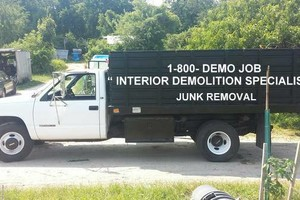 Photo #1: AFFORDABLE / DEMOLITION / CLEAN UPS / RUBBISH - JUNK REMOVAL