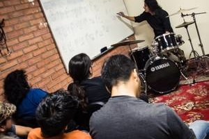 Photo #1: Drum Lessons-Learning the Language of Music- Free Trial Lesson