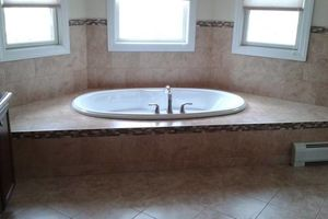 Photo #1: CONTRACTOR BATHROOM, KITCHENS, MORE!