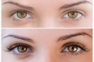 Photo #1: Eyelash extenison clusters!