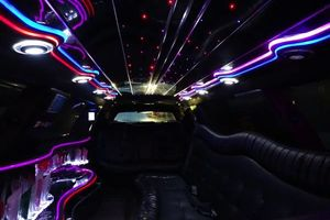 Photo #1: STRETCHED BLACK LIMOUSINE!