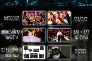 Photo #1: Dj for hire wedding sweet 16