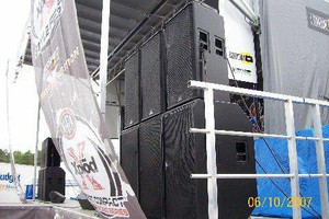 Photo #1: SOUND SYSTEM RENTAL 4 SOULFUL HOUSE MUSIC EVENTS