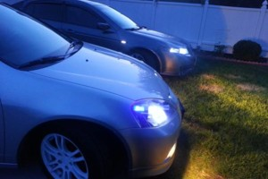 Photo #1: MECHANICAL WORK HID KIT VINYL WRAP LED BULBS PLASTIDIP WHEELS