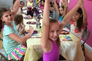 Photo #1: KIDS BIRTHDAY PARTY - ZUMBA, YOGA, HIP HOP