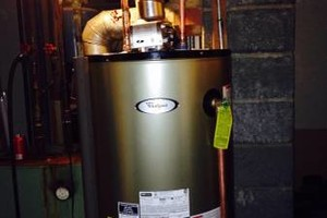 Photo #1: Air conditioning , pool heaters and plumbing repair fairfield