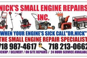 Photo #1: SMALL ENGINE REPAIRS