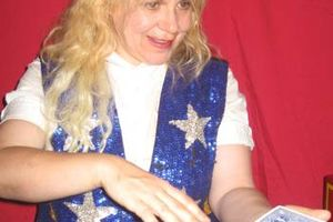 Photo #1: Comedy magician - kids parties