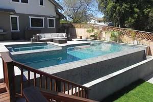 Photo #1: Swimming Pool...  Pool Boys Inc.