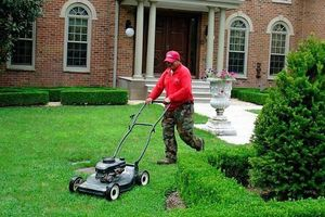 Photo #1: Uncle John's Lawn Service