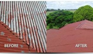 Photo #1: Have you seen your roof lately??? Call Us, we give FREE estimates!