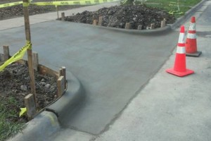 Photo #1: Quality Concrete Work such as driveways