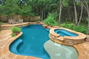 Photo #1: Swimming pool installation at a fraction of the cost