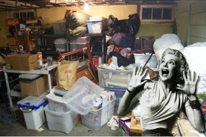 Photo #1: Basement Cleaning and Organization