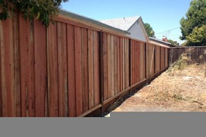Photo #1: FENCE REPAIR - BAY AREA FENCE SPECIALISTS