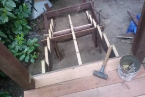 Photo #1: Attn: Homeowners. Carpentery, sidewalks, backyard patios
