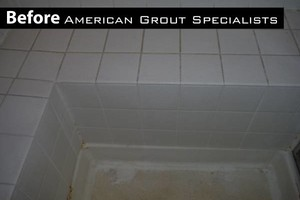 Photo #1: American Grout, Staining, Sealing and Tile Cleaning