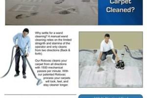 Photo #1: San Fernando Valley SPITz Carpet Cleaning