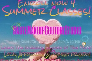 Photo #1: Become a Certified Makeup MUA! Learn The Secrets of The Industry Pro's