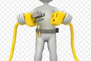 Photo #1: Part time electrican (low prices)