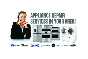 Photo #1: Hire a Licensed Appliance Repair Company