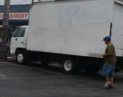 Photo #1: 2 MOVERS $55hr 16ft truck gas/mileage included