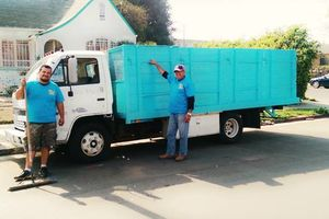 Photo #1: !!!!!JUNK/TRASH HAULING SERVICE NEGOTIABLE PRICES******