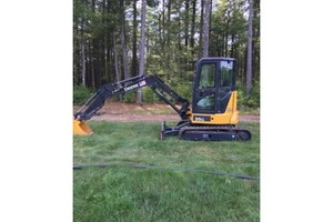 Photo #1: Excavation, Grading, Landscaping, Demo, Land Clearing