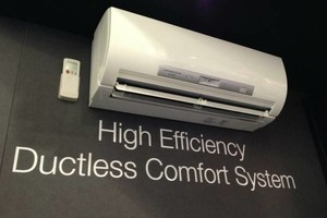 Photo #1: Air Condition Split Systems Installation