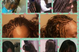 Photo #1: Weave & Braids Need hair done NOW!!!