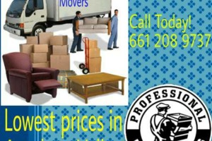 Photo #1: ***WHITE GLOVE MOVERS $35 AN HOUR***
