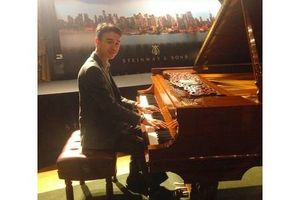 Photo #1: Jazz/standards pianist available for Events