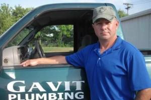 Photo #1: GAVIT PLUMBING - DEPENDABLE PLUMBER - Visa/MC