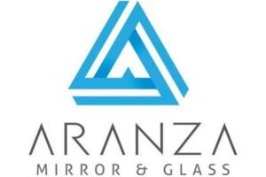 Photo #1: Frameless shower doors. ARANZA MIRROR & GLASS DESIGN